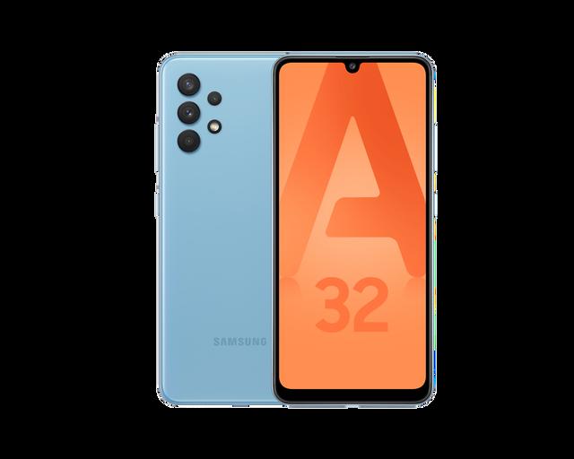 Samsung Gsm Samsung Galaxy A32 4g Bleu