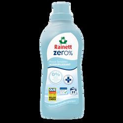 Assouplissant 0% écologique RAINETT flacon 750ml 31 lavages