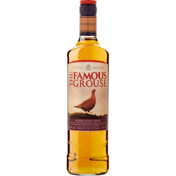 Scotch whisky THE FAMOUS GROUSE, 40°, 70cl
