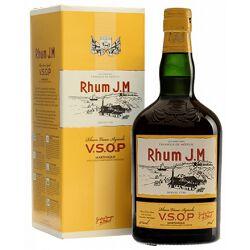 Rhum vieux agricole VSOP, AOC, RHUM JM, 43°, 70cl
