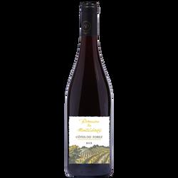 vin rouge côtes du Forez AOC Domaine de Montaubourg, 75cl