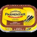 Parmentier Sardines Grillées Nature , 100g
