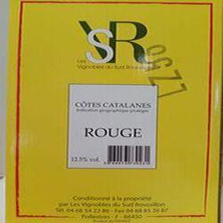 BIB IGP COTES CATALANES RGE 5L