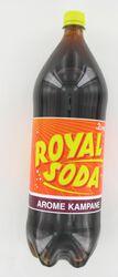 ROYAL SODA kampane, bouteille de 2l