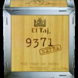 Thé vert chunmee qualité supérieure 9371 EL TAJ,  250g