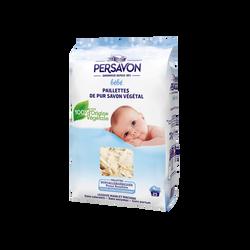 Lessive bébé paillettes PERSAVON 750gr