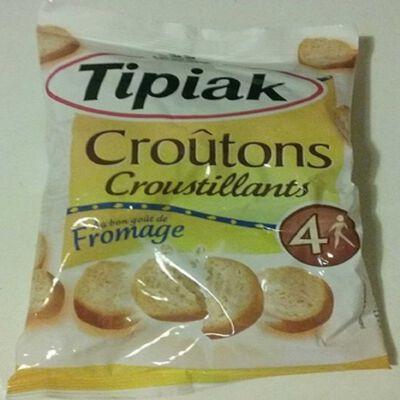 CROUTONS FROMAGE TIPIAK SHT90GR