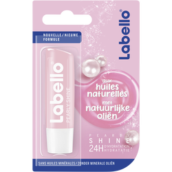 Stick pour les lèvres pearly shine aux huiles naturelles LABELLO, 4,8g