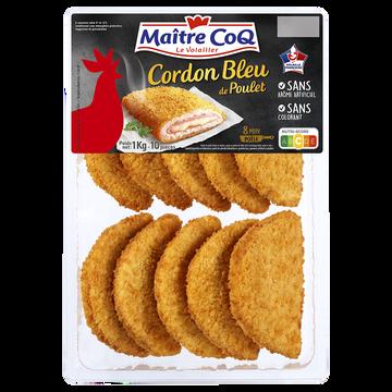 Maître Coq Cordon Bleu, Maitre Coq, France, Barquette 1kg