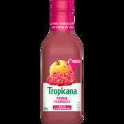 Tropicana Jus De Pommes Et Framboises Tropicana, Bouteille En Plastique De 90cl