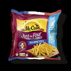 Just au four allumette MC CAIN, 1,625kg