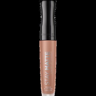 Rouge à lèvres stay matte liquid lip colour 710 RIMMEL, nu, 5,50 ml