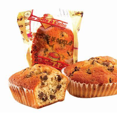 Minis cakes aux pépites de chocolat BOITE A CAKES, 30 pièces, 1.05kg