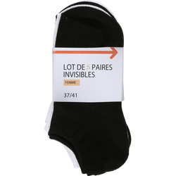 INVISIBLES FEMME MARQUE BLANCHE  X5