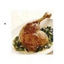cuisse de canard confit
