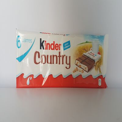 KINDER COUNTRY T6 X 24