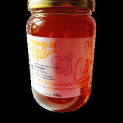 Miel de fleurs sauvages API VELAY, 500g