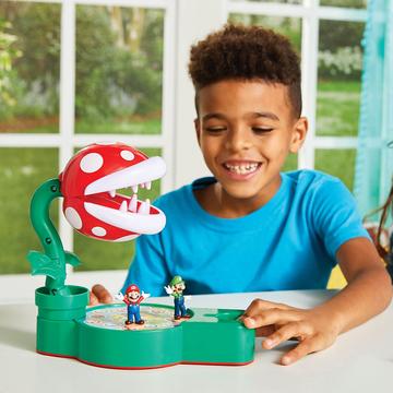 Friskies Super Mario Piranha Plant Escape - Dès 4 Ans