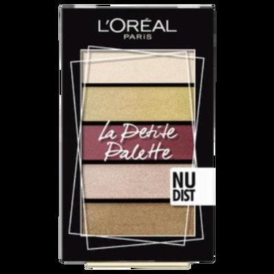 Palette fard à paupières 02 nudist blister LOREAL PARIS