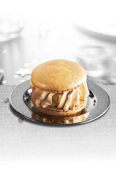 Macaron caramel, 1 pièce, 110g
