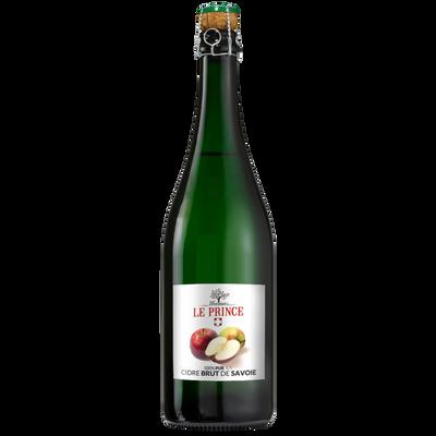 Cidre brut THOMAS LE PRINCE, 75CL