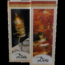 Allumettes géantes pour cheminée Diva FLAM'UP, longueur 28cm, x70