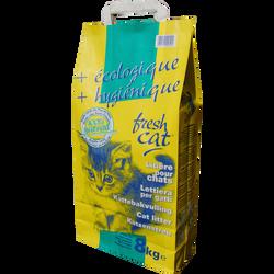 Litière chats FRESHCAT, sac de 8kg