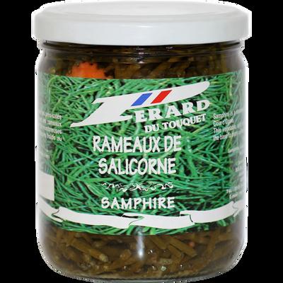 Rameaux de salicornes, France, bocal de 150g