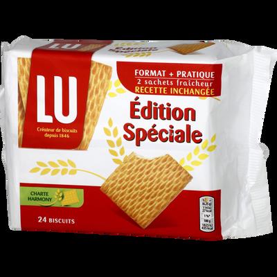 Biscuits Edition Spéciale LU, paquet de 150g