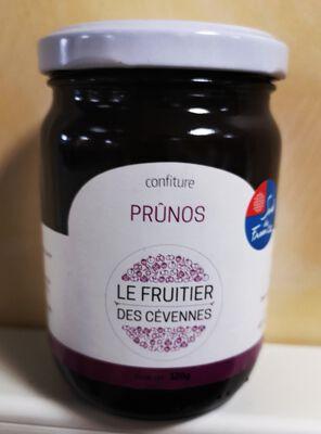 CONFITURE PRUNOS 320GR