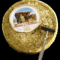 Tome de Rilhac lait pasteurisé 29%mg