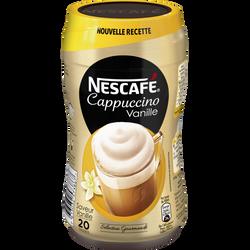 NESCAFE Cappuccino saveur vanille, 310g