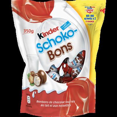 KINDER, Schokobons, 350g