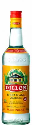 RHUM BLC AGRICOL DILLON 50°1L
