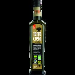 Huile d'olive vierge extra Bio TERRA CRETA ESTATE, 500ml