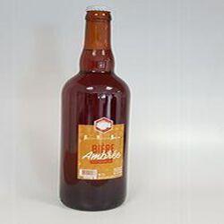 Bière Ambrée Artisanale Brasserie Angevine 75 cl