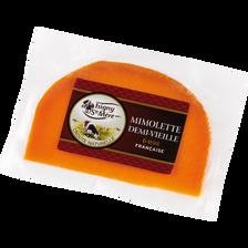 Isigny Sainte-Mère Mimolette Demie Vieille Au Lait Pasteurisé , 27% De Mg,210g