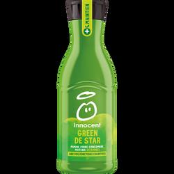 INNOCENT plus green star (pomme, poire, concombre, matcha) 750ml