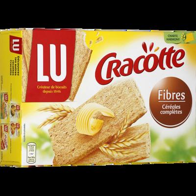 CRACOTTE matin + fibres, 250g