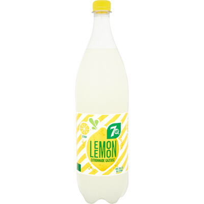 SEVEN UP Lemon citron, bouteille de 1,25l