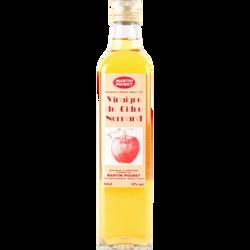Vinaigre de cidre normand MARTIN POURET 0,5L
