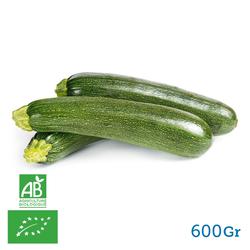 Courgette BIO 600gr