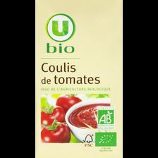 Coulis tomate U BIO, bocla de 500ml