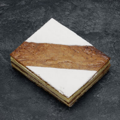 Mille feuille, 6 parts, 810g