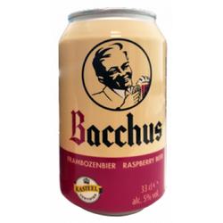 BACCUS FRAMBOIE BOITE 33CL