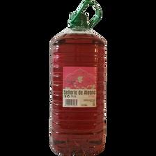 Vin rosé de table espagne Senorio de Alosno, bombonne de 5l