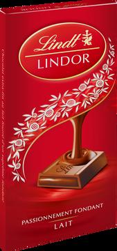 Lindt Chocolat Au Lait Fourré D'un Suprême Fondant Lindt, 150g