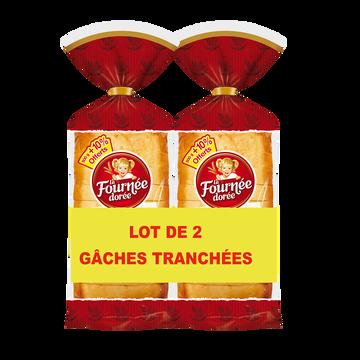 La Fournée Dorée Gâches Tranchées La Fournee Doree, X2 + 10 % Offertes