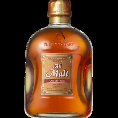 Whisky Japonais NIKKA All Malt 40°, 70cl