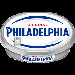 Spécialité fromagère au lait pasteurisé nature 21,5% de matière grassePHILADELPHIA, 150g